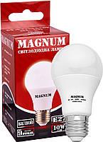 Светодиодная лампа MAGNUM BL 60 10 Вт 4100K 220 В E27