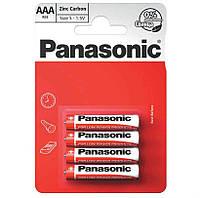 Батарейки PANASONIC R3, ААA