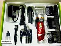 Беспроводная машинка для стрижки Maestro MR-661 аккумулятор, керамика, фото 1