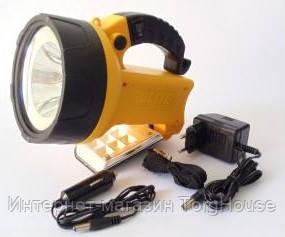 Фонарь ручной светодиодный GDLITE 2901T