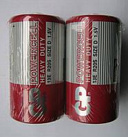 Батарейка GP 13Е-S2 Powercell R20 D