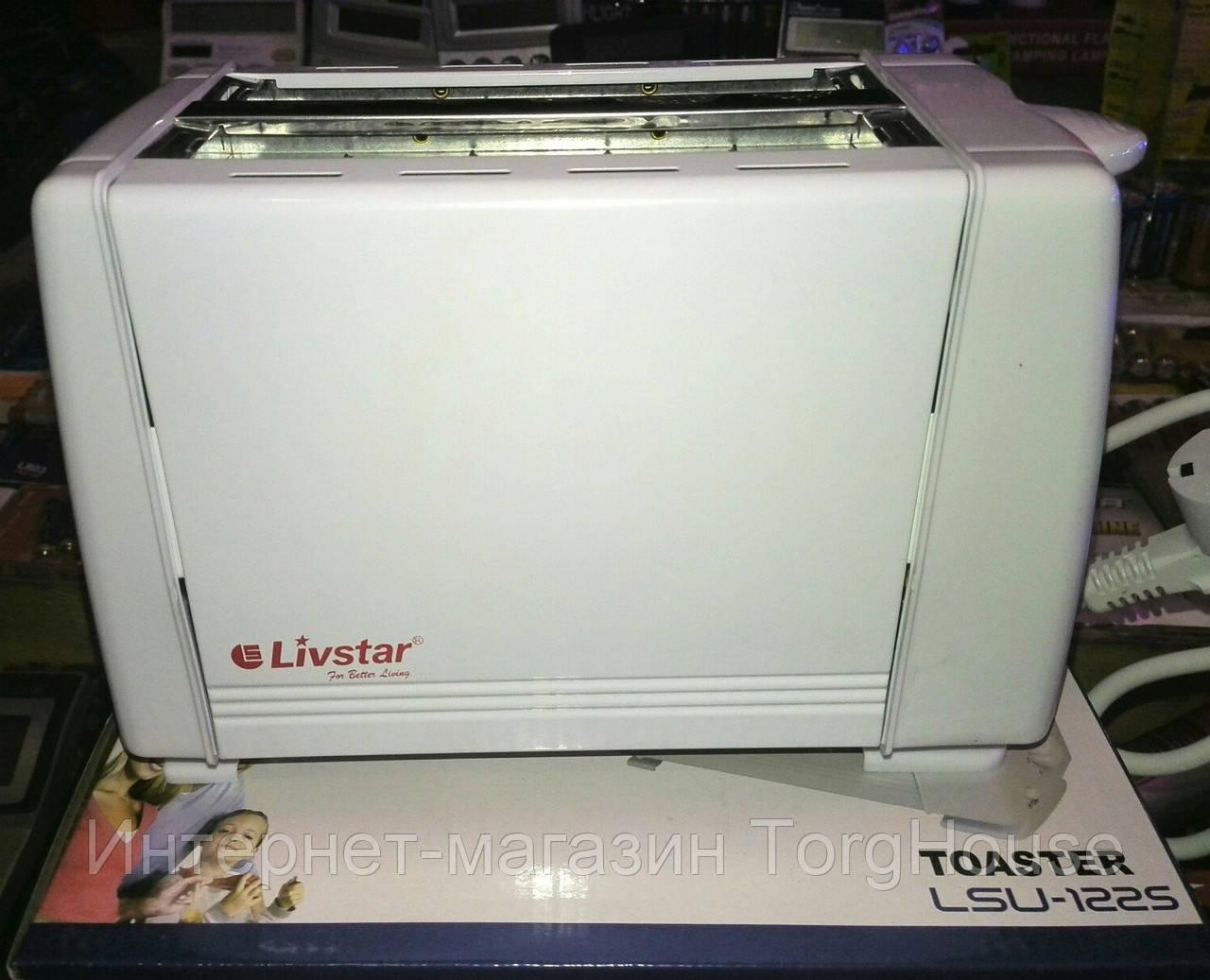 Тостер металлический LIVSTAR LSU-1225