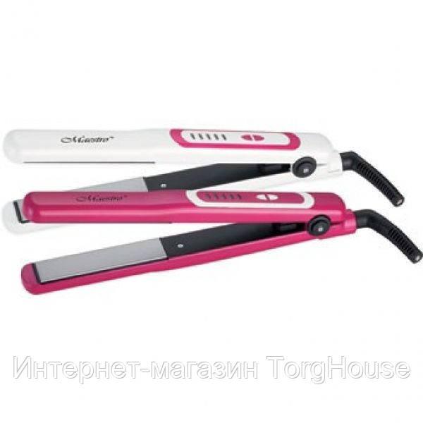 Щипцы для волос Maestro MR-262