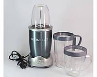 Соковыжималка Nutri Bullet мощность 600W, Кухонный комбайн, Экстрактор пищевой, Блендер НутриБуллит