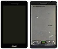 Дисплей (LCD) Asus FE171CG Fonepad с сенсором чёрный