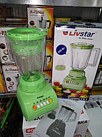 Блендер-кофемолка (2 в 1) Livstar LSU-1456 (400W), фото 1
