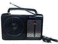 Радиоприёмник всеволновой GOLON RX-607 AC, Портативный приемник, Портативное радио