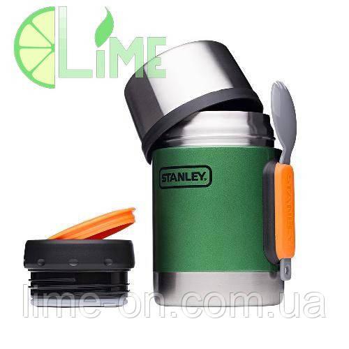 Пищевой термос Stanley, 0.5L  - LIME online магазин в Харькове