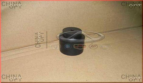 Подушка радиатора верхняя, Chery Tiggo [2.4, до 2010г.,MT], T11-1301313, Aftermarket