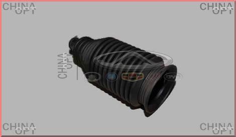 Пыльник рулевой тяги, пластик, Chery Kimo [S12,1.3,MT], S21-3400107, Aftermarket