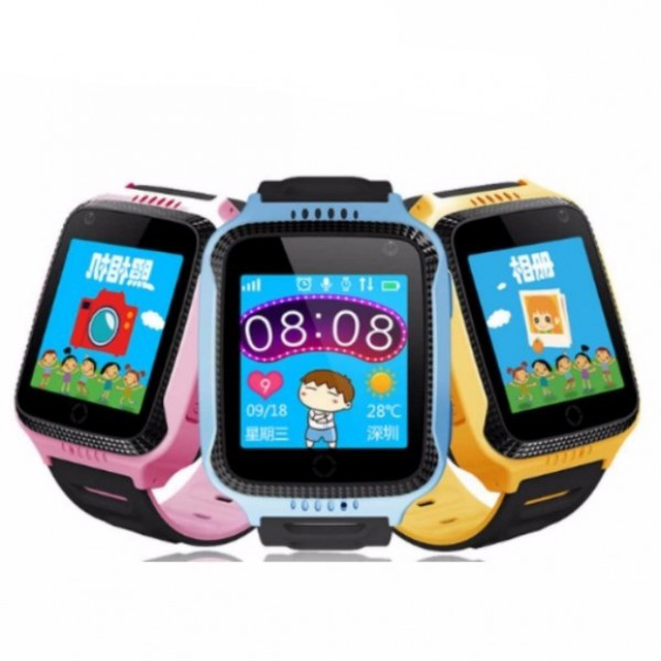 Smart Baby Watch – умный и модный аксессуар