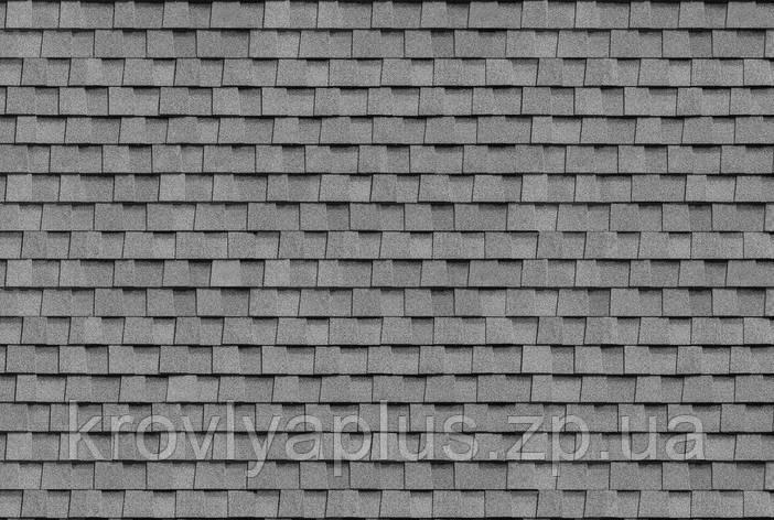 Черепица гибкая SHINGLAS Ранчо серый, фото 2