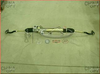 Рейка рулевая, без наконечников, с ГУР, BYD F3 [1.6, до 2010г.], 1064001566, Aftermarket