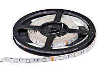Светодиодная лента SMD 5050/30 IP20 RGB Эконом, фото 1