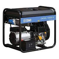 Дизельный генератор SDMO Diesel 10000 E-XLC (9 кВт)