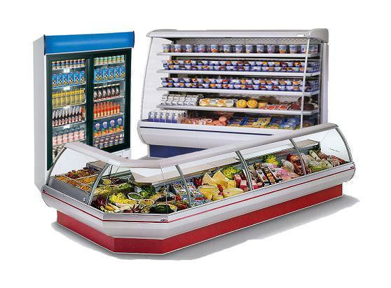 холодильные горки купить