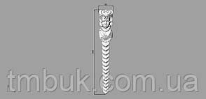 Кронштейн деревянный 22 - 60х350 мм, фото 2