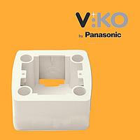Коробка для зовнішнього монтажу VIKO Carmen Білий