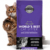 Наполнитель World's Best Cat Litter Lavender