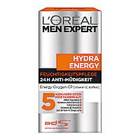 L'Oréal men expert Hydra Energy Feuchtigkeitspflege 24h Anti-Müdigkeit - Увлажняющий гель-крем для мужчин