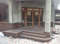 Гранитные фасады, фото 1