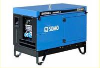 Дизельный генератор SDMO Diesel 10000 E Silence (9 кВт)