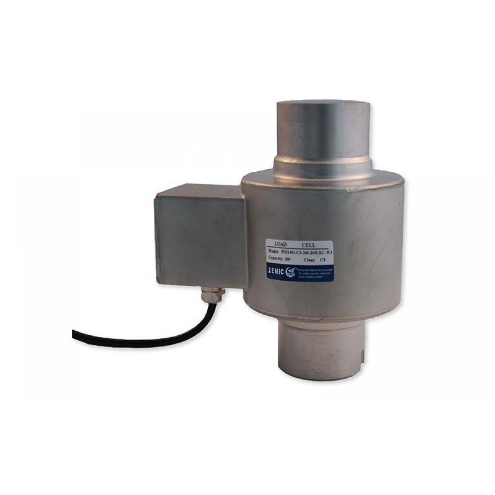 Тензодатчик колонного типа Zemic BM14G-C3-30t-15B-SC (нержавеющая сталь)