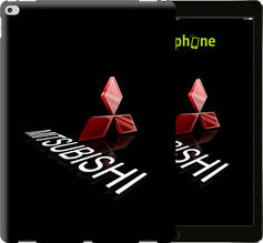 "Чехол на iPad Pro 12.9 Mitsubishi. Logo v3 ""3128u-362-851"""