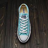 Кеды Converse All Star Tiffany Blue (низкие), фото 2