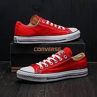 Кеды converse красные низкие в Украине. Сравнить цены, купить ... c16006a1ef4
