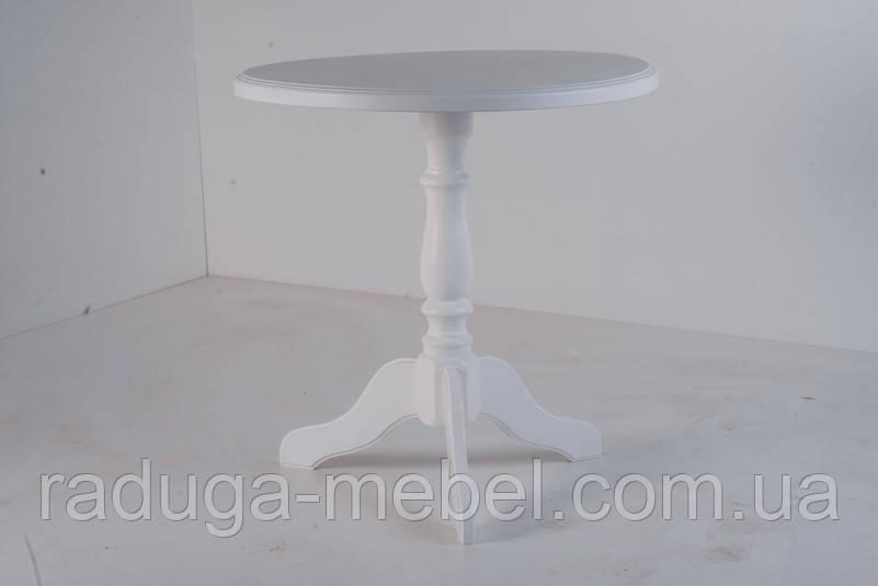 Стол кофейный Стелла  ( белый )
