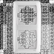 Подвійна вертикальна рамка VIKO Carmen, фото 3