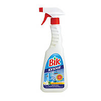 Средство для чистки кухни с ароматом лимона Bik 500 мл