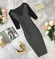 Идеальное платье для бизнес леди.  DR1816240