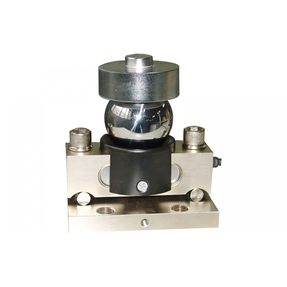 Тензодатчик балочный двухопорный Zemic HM9A-C3-20t-16B (сталь c никелевым покрытием)