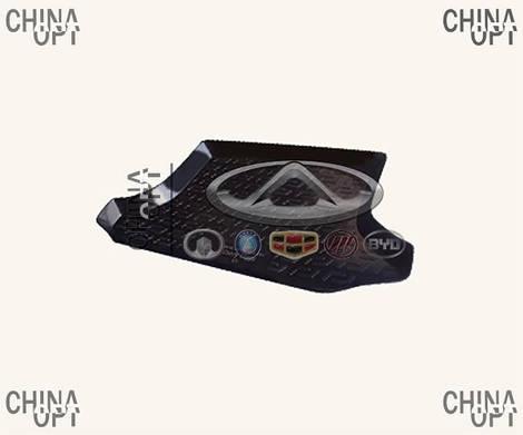 Коврик багажника резиновый, Chery Tiggo [1.6, до 2012г.], RCPT11, MEGA LOCKER