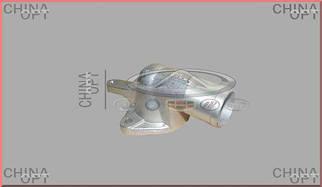 Корпус термостата, Chery Tiggo [2.4, до 2010г.,AT], SMW250390, Original parts