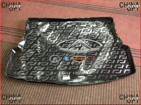 Коврик багажника резиновый, Geely EX7[2.0,X7], CREX7A, MEGA LOCKER