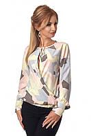 Повседневная блуза 420 СЛ, фото 1