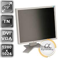 "Монитор 19"" EIZO S1921 (PVA/DVI/VGA/5:4/колонки) class A БУ"