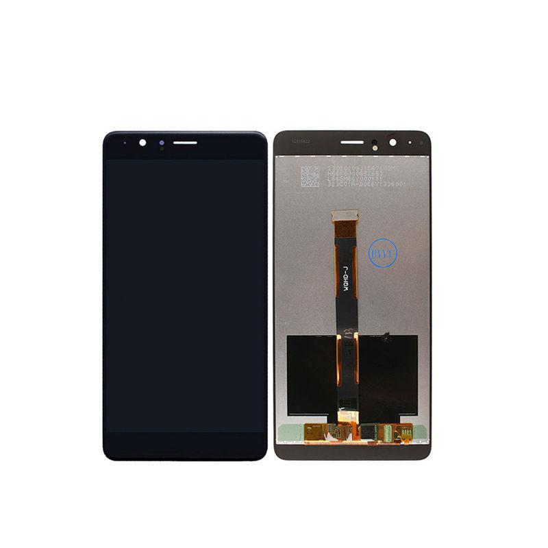 Дисплей (экран) для Honor V8 с сенсором (тачскрином) черный Оригинал