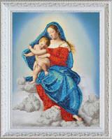 Діва Марія з немовлям