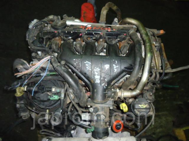 Мотор (Двигатель) Fiat Scudo Citroen Jumpy Peugeot Expert 2.0 hdi 16V 120л.с  PSA RHK