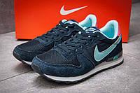 Кроссовки женские Nike Internationalist, темно-синий (12921),  [  36 38 39 40 41  ], фото 1