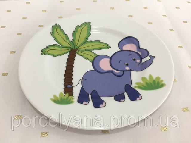 наборы тарелок детские