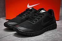 Кроссовки женские в стиле Nike Air Free 3.0, черные (12998),  [  36 37  ], фото 1