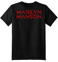 Футболка Marlin Manson 2 Фирменная