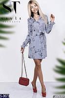 Платье S-3673 (42, 44, 46, 48) — купить Платья оптом и в розницу в одессе 7км