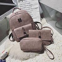 Комплект S-3811 () — купить Сумки оптом и в розницу в одессе 7км