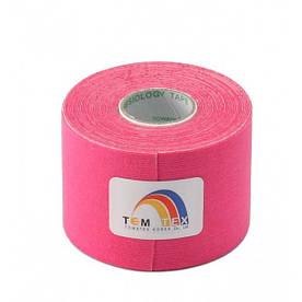 Кинезио тейп TemTex 5смх 5м (Розовый)